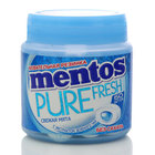 Жевательная резинка ТМ Mentos (Ментос) Pure Fresh свежая мята (50 шт по 1,08 г)