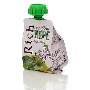 Пюре фруктовое ванильное яблоко ТМ Rich (Рич)