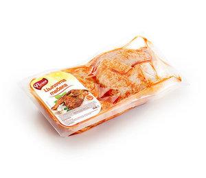 Цыпленок табака охлажденный на подложке ТМ Филея