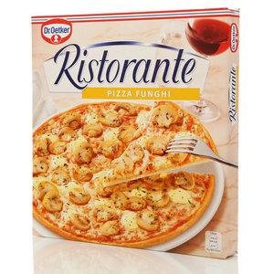 Пицца Ristorante Funghi (Ристоранте Грибы) ТМ Dr.Oetker (Др.Оеткер)