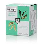 Чай зеленый ароматизированный Jasmin Blossom ТМ Newby (Ньюби)
