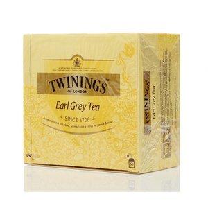 Чай черный байховый Earl Grey 50*2г ТМ Twinings (Твайнингс)