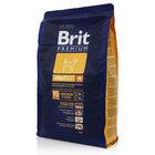 Корм сухой для собак Adult M ТМ Brit Premium (Брит Премиум)