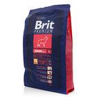 Корм сухой для собак Junior L ТМ Brit Premium (Брит Премиум)
