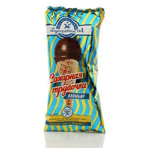 Пломбир Сахарная трубочка ТМ Хладокомбинат №1
