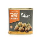 Оливки золотые маринованные ТМ Pelion (Пелион)