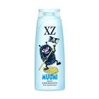 Шампунь детский для тела и волос голубой ТМ XZ Muumi (ХЗ Муми)