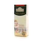 Чай чёрный пакетированный English Breakfast (Английский Завтрак) 25*2г ТМ Ahmad Tea (Ахмад Ти)