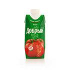 Сок томатный с сахаром и солью ТМ Добрый