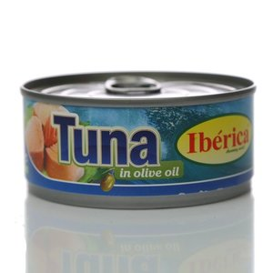 Тунец в оливковом масле ТМ Iberica (Иберика)