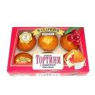 Кексы Тортини с вишневым джемом ТМ Махариши