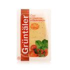 Сыр с томатом и базиликом 50% ТМ Gruntaler (Грюнталер)