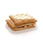 Торт Сливки с малиной ТМ Метрополь
