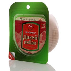 Колбаса вареная Дикий кабан нарезка ТМ Пит-Продукт