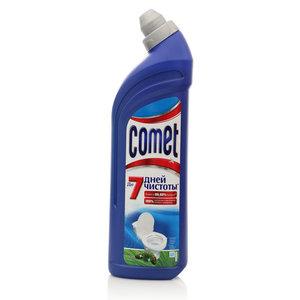 Чистящее средство для туалета Сосна ТМ Comet (Комет)