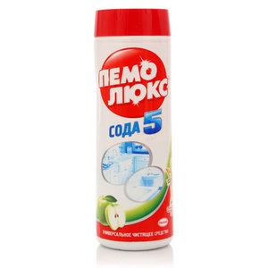 Чистящее средство ТМ Пемо Люкс Сода 5 Яблоко