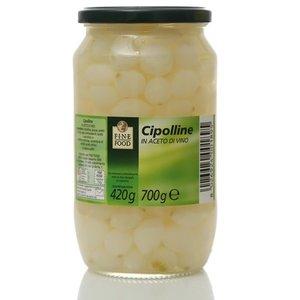 Лук консервированный Cipolline (Чиполинэ) ТМ Fine Food (Файн Фуд)
