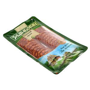 Сырокопченая колбаса кулен говяжий ТМ Златиборац