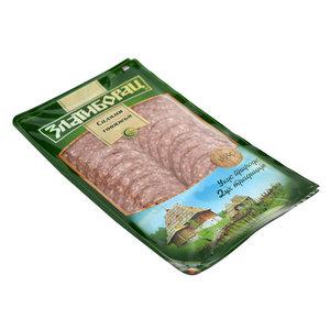 Сырокопченая колбаса салями говяжья ТМ Златиборац
