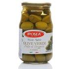 Оливки зеленые с косточками ТМ Iposea (Айпозеа)