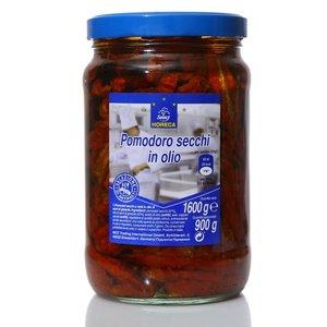 Половинки вяленых помидоров в подсолнечном масле ТМ Horeca Select (Хорека Селект)
