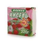 Кисель Малина на фруктовом соке со вкусом и ароматом малины ТМ Геркулес