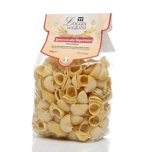 Макароны Лумакони макаронные изделия ТМ Loggia dei Grani (Логиа деи Грани)