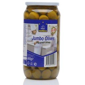 Оливки зеленые с косточкой TM Horeca Select (Хорека Селект)