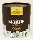 Сахар леденцовый кристаллический прозрачный ТМ Maitre (Мэтр)