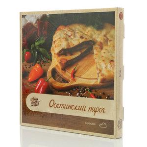 Осетинский пирог с мясом ТМ Аеще объедительно