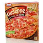 Пицца Ветчина на тонком тесте Guseppe (Джузеппе) ТМ Dr.Oetker (Др.Оеткер)