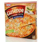 Пицца Четыре сыра на тонком тесте Guseppe (Джузеппе) ТМ Dr.Oetker (Др.Оеткер)