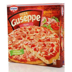 Пицца Pizza Guseppe Ham (Ветчина) ТМ Dr.Oetker (Др.Оеткер)