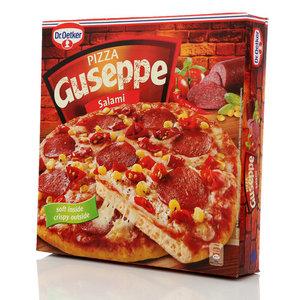 Пицца Guseppe Salami (Салями) ТМ Dr.Oetker (Др.Оеткер)