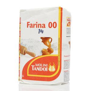 Мука пшеничная ТМ Molini Tandol (Молини Тандол)
