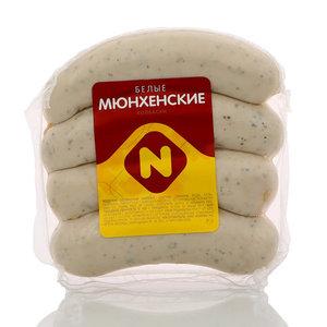 Колбаски Мюнхенские белые ТМ Останкино
