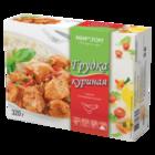 Грудка куриная с рисом и овощным соусом ТМ Мираторг