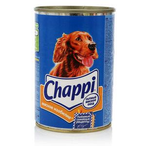 Корм для собак Мясное изобилие ТМ Chappi (Чаппи)