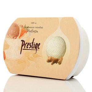 Мороженое пломбир Японская серия Имбирное ТМ Престиж 20%