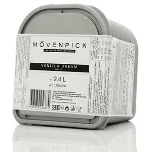 Мороженое пломбир ванильное TM Movenpick (Мовенпик) 14,8%