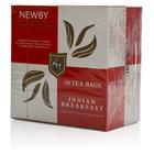 Чай черный байховый в пакетиках Индийский завтрак ТМ Newby (Ньюби)