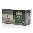 Чай чёрный пакетированный со вкусом и ароматом бергамота Earl Grey (Эрл Грей) 40*2г ТМ Ahmad Tea (Ахмад Тиа)