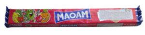 """Жевательные конфеты """"Маоам"""" со вкусом колы"""