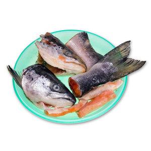 Лосось атлантический (семга) суповой набор