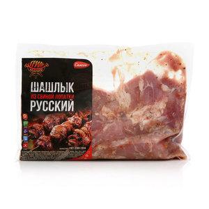 Шашлык из свиной лопатки Русский ТМ Самсон