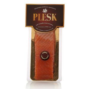 Семга филе-кусок слабосоленая ТМ Plesk (Плеск)