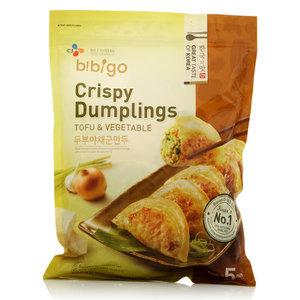 Пельмени с тофу и овощами ТМ Bibigo (Бибиго)
