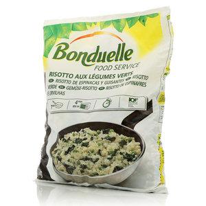 Ризотто с зелеными овощами с соусом быстрозамороженное ТМ Bonduelle (Бондюэль)