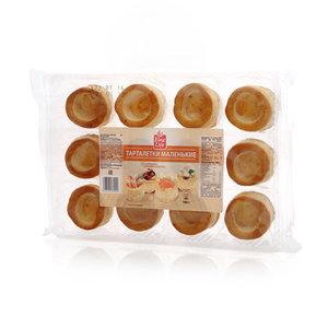 Тарталетки сырные ТМ Sun Bakery (Сан Бэйкери)