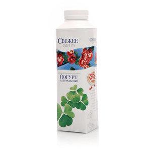 Йогурт натуральный 2,5% ТМ Свежее Завтра